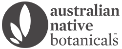 Australian Native Botanicals All Natural Organic Hair and Body Care Products Logo