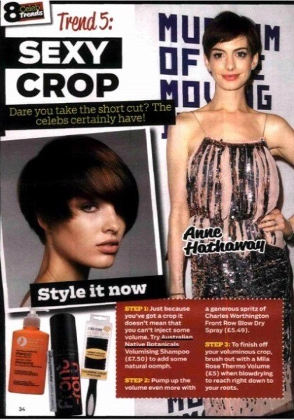 Australian Native Botanicals Press Media Celeb Hair Trends 5
