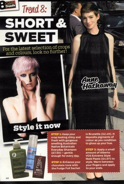 Australian Native Botanicals Press Media Celeb Hair Trends 8