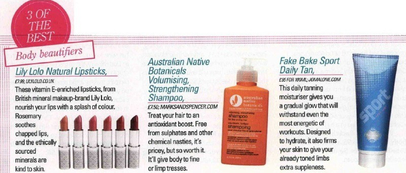 Australian Native Botanicals Press Media Body Beautifiers