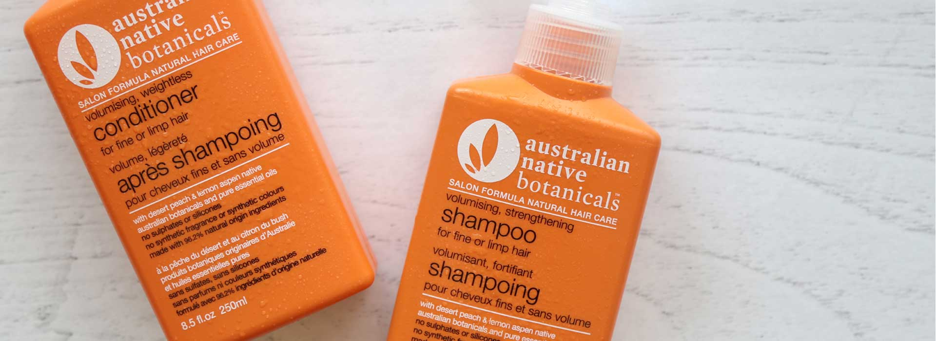 Australian Native Botanicals<br /> Volumising Weightless Conditioner<br /> for Fine or Limp Hair