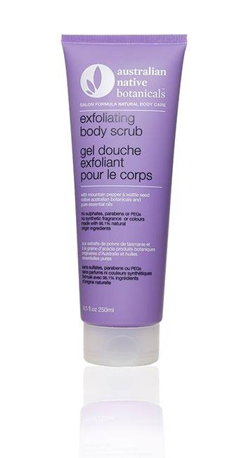 Australian Native Botanicals Exfoliating Body Scrub