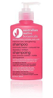 Australian Native Botanicals Intensive Care Strengthening Shampoo 500ml