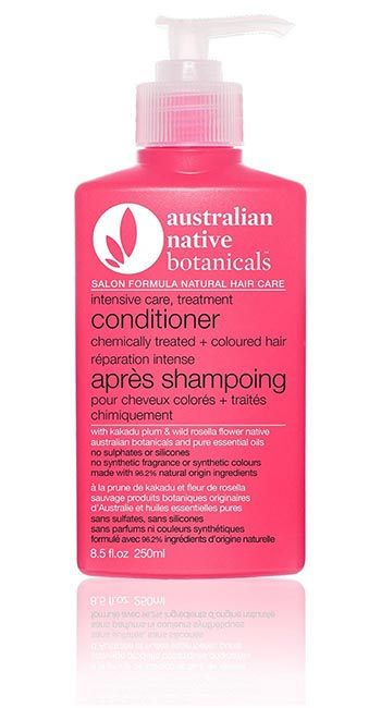 Australian Native Botanicals<br /> Intensive Care Treatment Conditioner<br /> for Chemically Treated + Coloured Hair