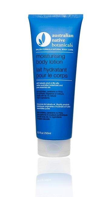 Australian Native Botanicals<br /> Moisturising Body Lotion 250ml