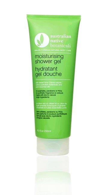 Australian Native Botanicals<br /> Moisturising Shower Gel 250ml