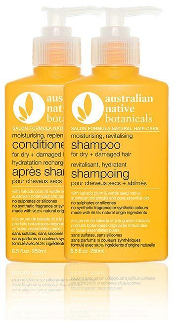 Australian Native Botanicals<br />Revitalising & Replenishing Pack<br />for Dry + Damaged Hair