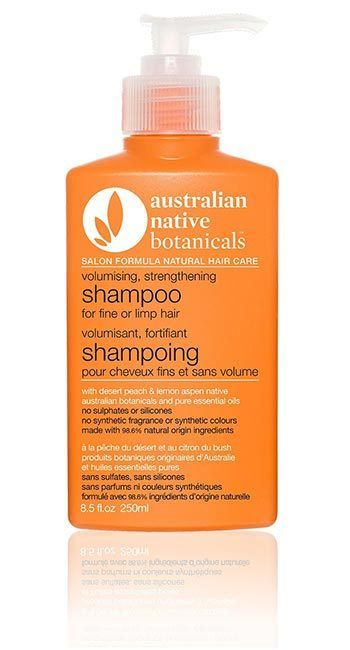 Australian Native Botanicals Volumising Strengthening Shampoo