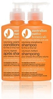 Australian Native Botanicals Volumising & Weightless Hair Care Pack 500ml